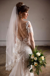 Eleganza Extravanza  wedding bouquet