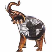 Elephant Figurine Fan