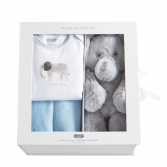 Elephant Plush Pal Gift Set