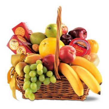 Elite Gourmet Fruit Basket