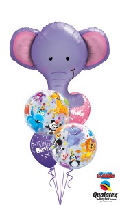 Ellie's a party girl balloons in Edmonton, AB | BALLOONS, BEARS, & BOUQUETS