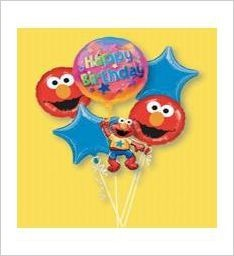 Elmo Balloon Bouquet ***SPECIAL PRICE***