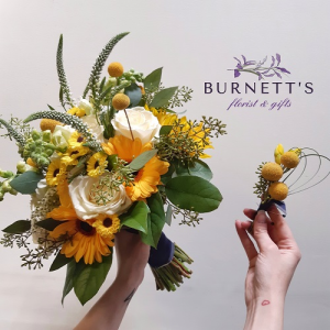 Elopement Package Wedding in Kelowna, BC | Burnett's Florist