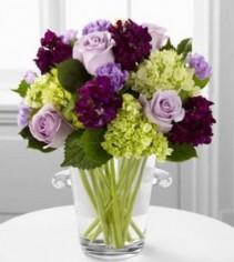 Eloquent Bouquet by Vera Wang