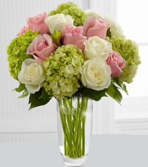 Embracing Grace Arrangement in Croton On Hudson, NY | Cooke's Little Shoppe Of Flowers