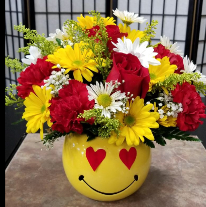 Emoji Love Bouquet