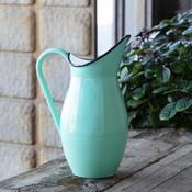 Enamel Water Pitcher Vase Gifts