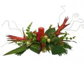 Enchanted Christmas Custom Glam Centerpiece