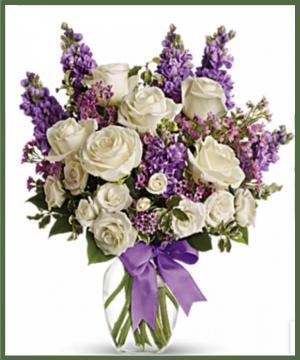 Enchanted Cottage Fragrant bouquet in Arlington, TX | Erinn's Creations Florist
