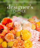 Enchanted Design Bright Colors Let our designers create your special bouquet!