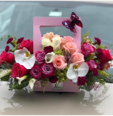 Enchanted Flower Box Spring