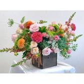 Enchanted Forest Floral arrangement