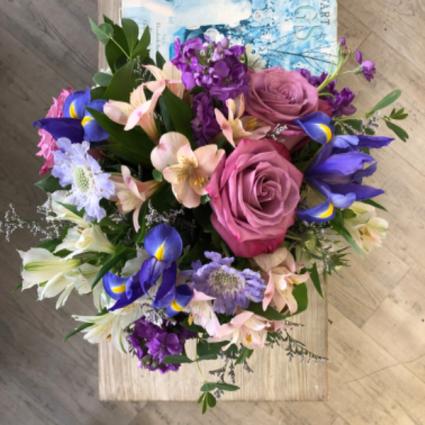 Enchanted Garden Vase Arrangement
