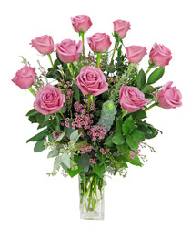Enchanted Mother's Day Roses Floral Arrangement