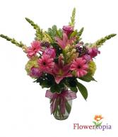 Enchanted Love Flower Arrangement