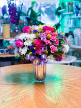 Enchanted Petals Floral Arrangement