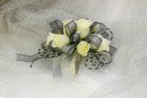 Enchanted Rose Corsage with added Deco Wire  With Fashion Bracelete $44.95