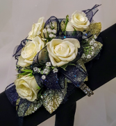 Enchanted Roses Wrist Corsage