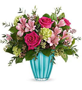 Enchanted Spring - 211 Vase arrangement
