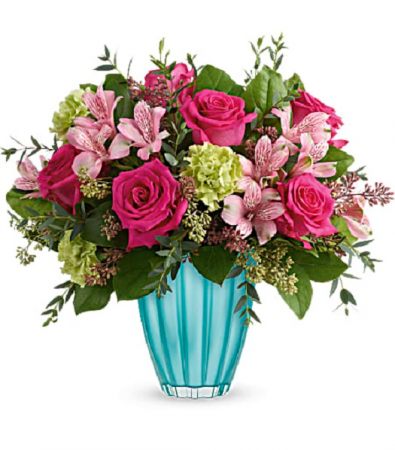 Enchanted Spring Bouquet PFD Enchanted - Standard, Deluxe or Premium