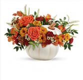 Enchanted white pumpkin  ORDER EARLY  LIMITED