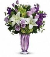 Enchanted's Royal Treasure Bouquet Keepsake Container