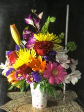 Enchanting Celebration  A Celebration Bouquet