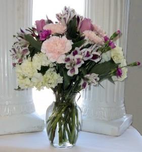 Enchanting Delight vase arrangement