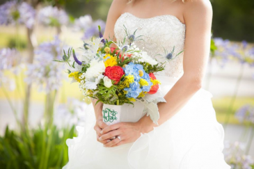 Enchanting Garden Bridal Bouquet