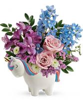 Enchanting Pastels Unicorn TNB16-1