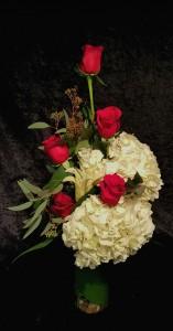 Happy, Thankful, Loved. Fresh Cut Flowers