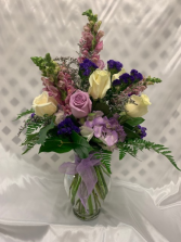 Enchantment Bouquet Fresh Arrangement