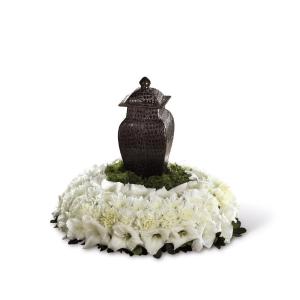 Encircling Grace Arrangement  in Las Vegas, NV | Blooming Memory