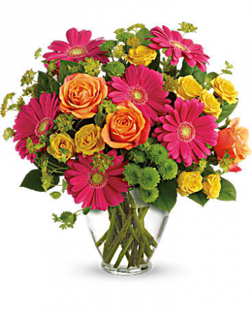 End Of The Rainbow Bouquet