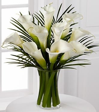 Endless Elegance Calla Lily Bouquet 10 Stems In Burbank Ca My