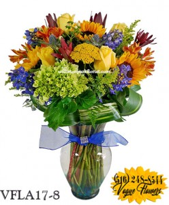 ENDLESS JOY FLORAL ARRANGEMENT