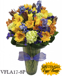 ENDLESS JOY PREMIUM FLORAL ARRANGEMENT