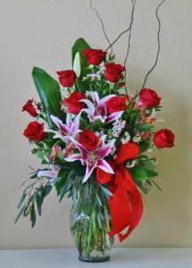 ENDLESS LOVE  Arrangement of Flowers
