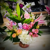 Endless Love Vase Arrangement