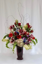 Endless Love Vase arrangement