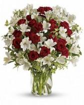 Endless Romance Vase Arrangement