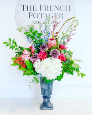 Endless Summer  Fall in Bay Saint Louis, MS | The French Potager