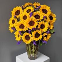 Endless Sunflowers Arrangement