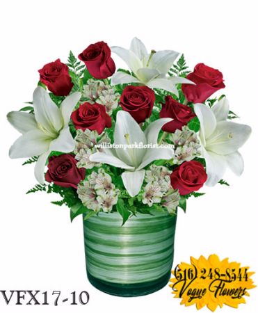 ENDURING LOVE FLORAL ARRANGEMENT