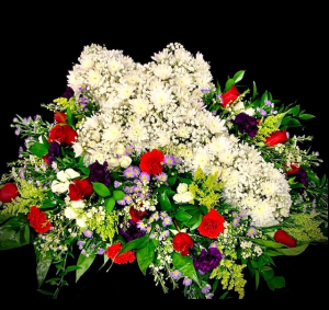 Enduring Casket Spray in Plainview, TX   Kan Del's Floral, Candles & Gifts