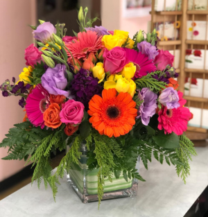 Energetic LOVE PREFFERED by Customers in Whittier, CA | Rosemantico Flowers