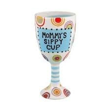 Our Name is Mud Wine Goblet* Fine Gifts
