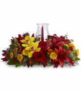 EN-F11 Bright Autumn Centerpiece