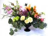 English Garden Container Arrangement