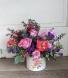 English Garden Fresh Arrangement